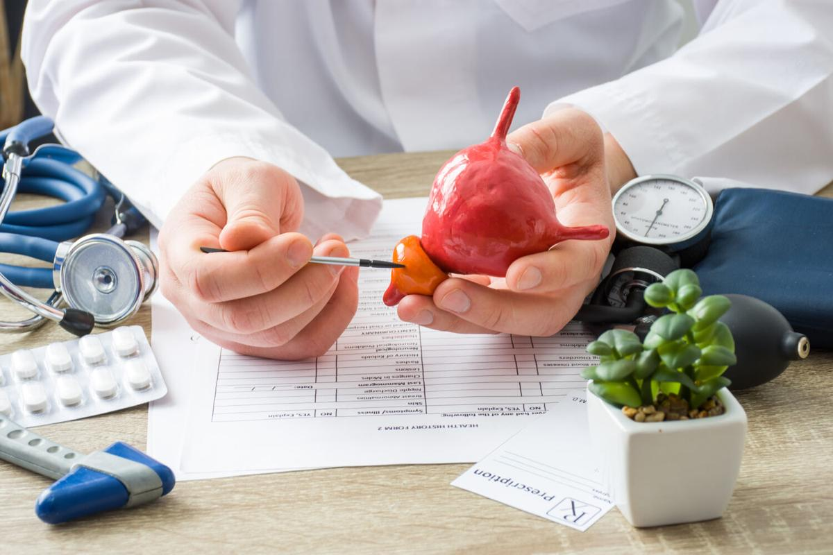 prostata ingrossata medicinali)